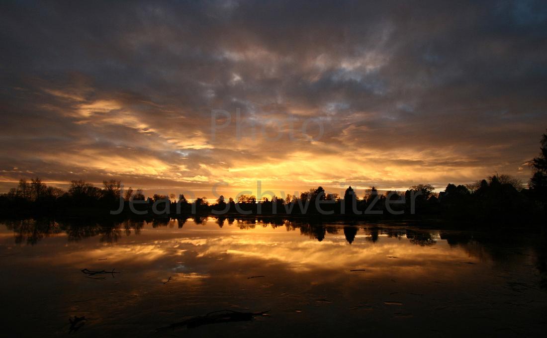 Birkeroed lake